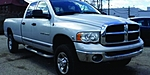USED 2005 DODGE RAM PICKUP 1500 SLT 4WD in FLINT, MICHIGAN