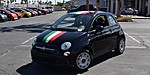 USED 2014 FIAT 500 POP in CATHEDRAL CITY , CALIFORNIA