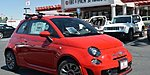 USED 2015 FIAT 500 TURBO in CATHEDRAL CITY , CALIFORNIA