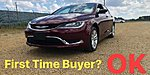 USED 2016 CHRYSLER 200  in FAYETTEVILLE, NORTH CAROLINA