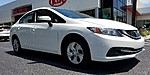 USED 2015 HONDA CIVIC 4DR CVT LX in LIGHTHOUSE POINT, FLORIDA