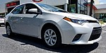 USED 2015 TOYOTA COROLLA 4DR SDN CVT LE in LIGHTHOUSE POINT, FLORIDA