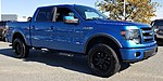 USED 2013 FORD F-150 4WD SUPERCREW 145 FX4 in NORTH LITTLE ROCK, ARKANSAS