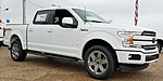 NEW 2018 FORD F-150 LARIAT 4WD SUPERCREW 5.5' BOX in NORTH LITTLE ROCK, ARKANSAS