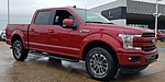 NEW 2019 FORD F-150 LARIAT 4WD SUPERCREW 5.5' BOX in NORTH LITTLE ROCK, ARKANSAS
