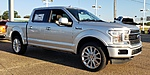 NEW 2019 FORD F-150 LIMITED 4WD SUPERCREW 5.5' BOX in NORTH LITTLE ROCK, ARKANSAS