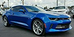 NEW 2018 CHEVROLET CAMARO 2DR CPE LT W/1LT in LAKE WALES, FLORIDA