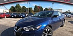 NEW 2018 NISSAN MAXIMA 3.5 SV in WEST CHICAGO, ILLINOIS