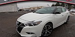 NEW 2018 NISSAN MAXIMA PLATINUM in WEST CHICAGO, ILLINOIS