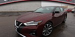 NEW 2019 NISSAN MAXIMA PLATINUM in WEST CHICAGO, ILLINOIS