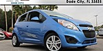 USED 2015 CHEVROLET SPARK LS in DADE CITY, FLORIDA