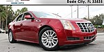 USED 2012 CADILLAC CTS SEDAN LUXURY in DADE CITY, FLORIDA