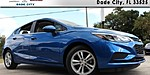 NEW 2017 CHEVROLET CRUZE LT in DADE CITY, FLORIDA