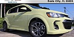 NEW 2017 CHEVROLET SONIC LT in DADE CITY, FLORIDA