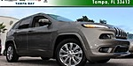 NEW 2017 JEEP CHEROKEE OVERLAND in TAMPA, FLORIDA