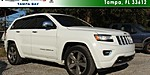 USED 2015 JEEP GRAND CHEROKEE OVERLAND in TAMPA, FLORIDA