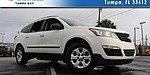 USED 2015 CHEVROLET TRAVERSE LS in TAMPA, FLORIDA