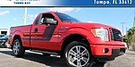USED 2014 FORD F-150 STX in TAMPA, FLORIDA