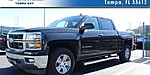 USED 2014 CHEVROLET SILVERADO 1500 LT in TAMPA, FLORIDA