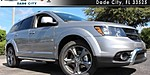 NEW 2017 DODGE JOURNEY CROSSROAD PLUS in DADE CITY, FLORIDA