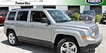 NEW 2016 JEEP PATRIOT 2DA,QUICK ORDER PKG 24A in DADE CITY, FLORIDA