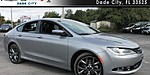 NEW 2016 CHRYSLER 200 S in DADE CITY, FLORIDA