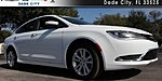 NEW 2017 CHRYSLER 200 LIMITED PLATINUM in DADE CITY, FLORIDA