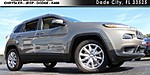 NEW 2016 JEEP CHEROKEE LIMITED in DADE CITY, FLORIDA