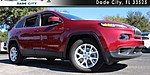 NEW 2017 JEEP CHEROKEE LATITUDE in DADE CITY, FLORIDA