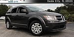 USED 2014 DODGE JOURNEY AMERICAN VALUE PKG in DADE CITY, FLORIDA