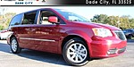 USED 2016 CHRYSLER TOWN & COUNTRY TOURING in DADE CITY, FLORIDA