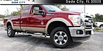 USED 2014 FORD F-350 LARIAT in DADE CITY, FLORIDA