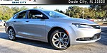 USED 2015 CHRYSLER 200 S in DADE CITY, FLORIDA