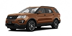 NEW 2017 FORD EXPLORER SPORT in WESTLAND, MICHIGAN