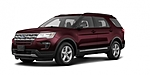 NEW 2018 FORD EXPLORER XLT in WESTLAND, MICHIGAN