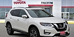 USED 2017 NISSAN ROGUE SL in PALESTINE, TEXAS
