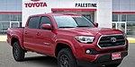 USED 2017 TOYOTA TACOMA SR5 in PALESTINE, TEXAS