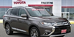 USED 2016 MITSUBISHI OUTLANDER SEL in PALESTINE, TEXAS
