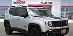 USED 2018 JEEP RENEGADE TRAILHAWK in PALESTINE, TEXAS