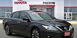 USED 2017 NISSAN ALTIMA 2.5 SV in PALESTINE, TEXAS