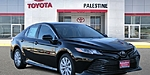 NEW 2019 TOYOTA CAMRY LE in PALESTINE, TEXAS