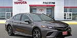 NEW 2019 TOYOTA CAMRY SE in PALESTINE, TEXAS