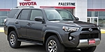 NEW 2019 TOYOTA 4RUNNER TRD OFF ROAD in PALESTINE, TEXAS