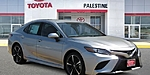 NEW 2019 TOYOTA CAMRY XSE in PALESTINE, TEXAS