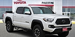 NEW 2019 TOYOTA TACOMA TRD OFF ROAD in PALESTINE, TEXAS