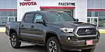 NEW 2019 TOYOTA TACOMA TRD SPORT in PALESTINE, TEXAS