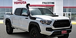 NEW 2019 TOYOTA TACOMA TRD PRO in PALESTINE, TEXAS