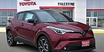 NEW 2019 TOYOTA C-HR LIMITED in PALESTINE, TEXAS
