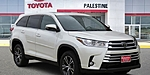 NEW 2019 TOYOTA HIGHLANDER LE PLUS in PALESTINE, TEXAS