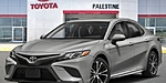 NEW 2019 TOYOTA CAMRY XSE V6 in PALESTINE, TEXAS